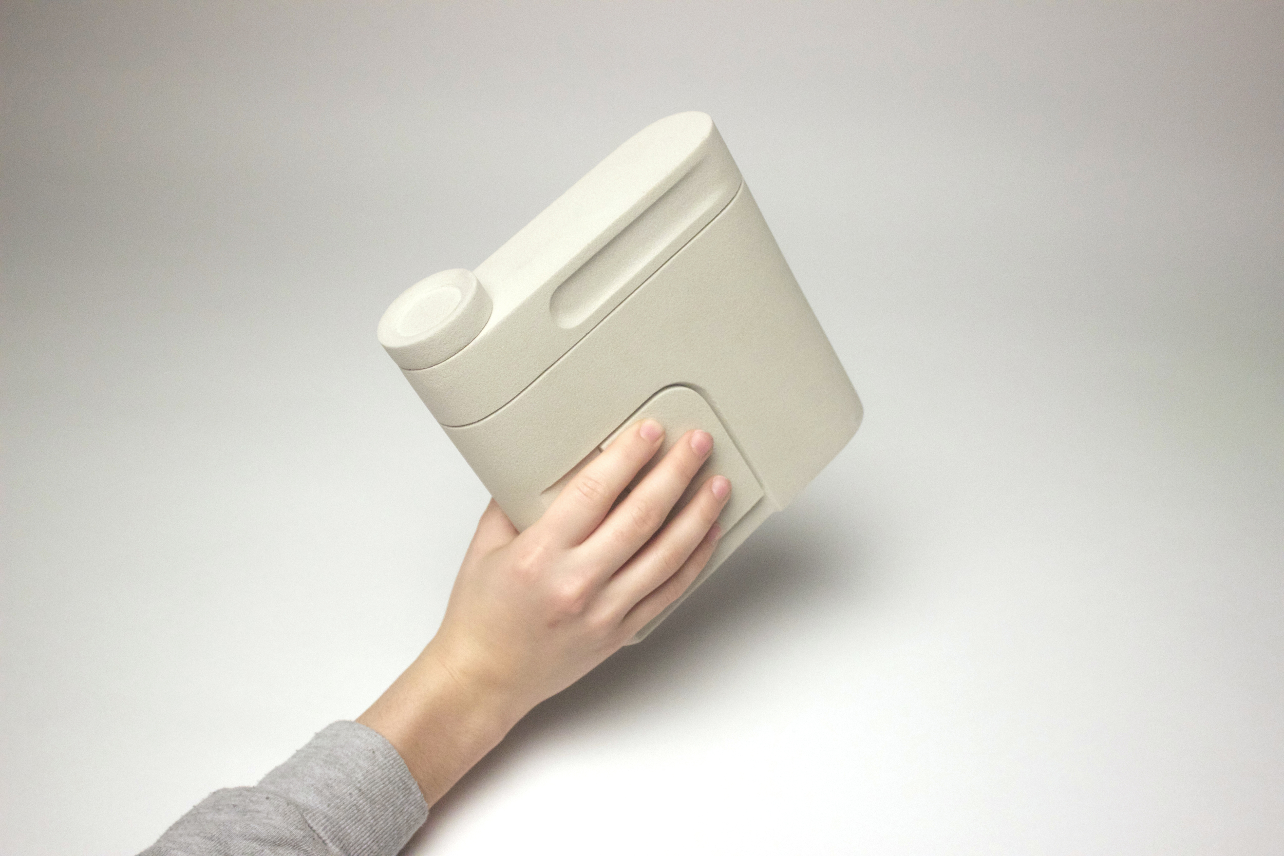 Water Carrier | Product Design | Maggie Banks