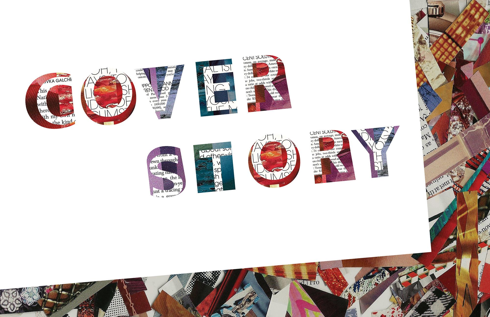 Cover Story Alphabet