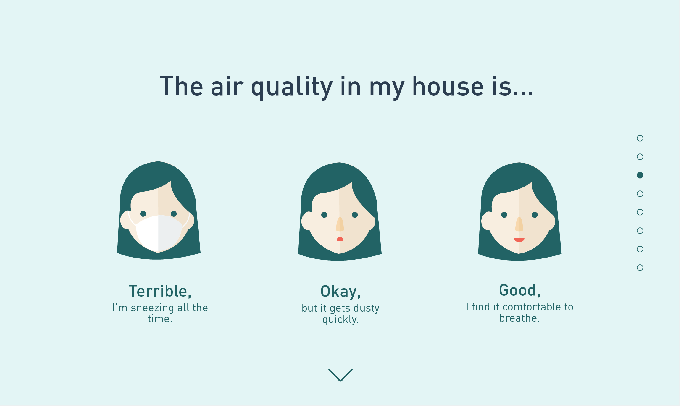 question about air quality