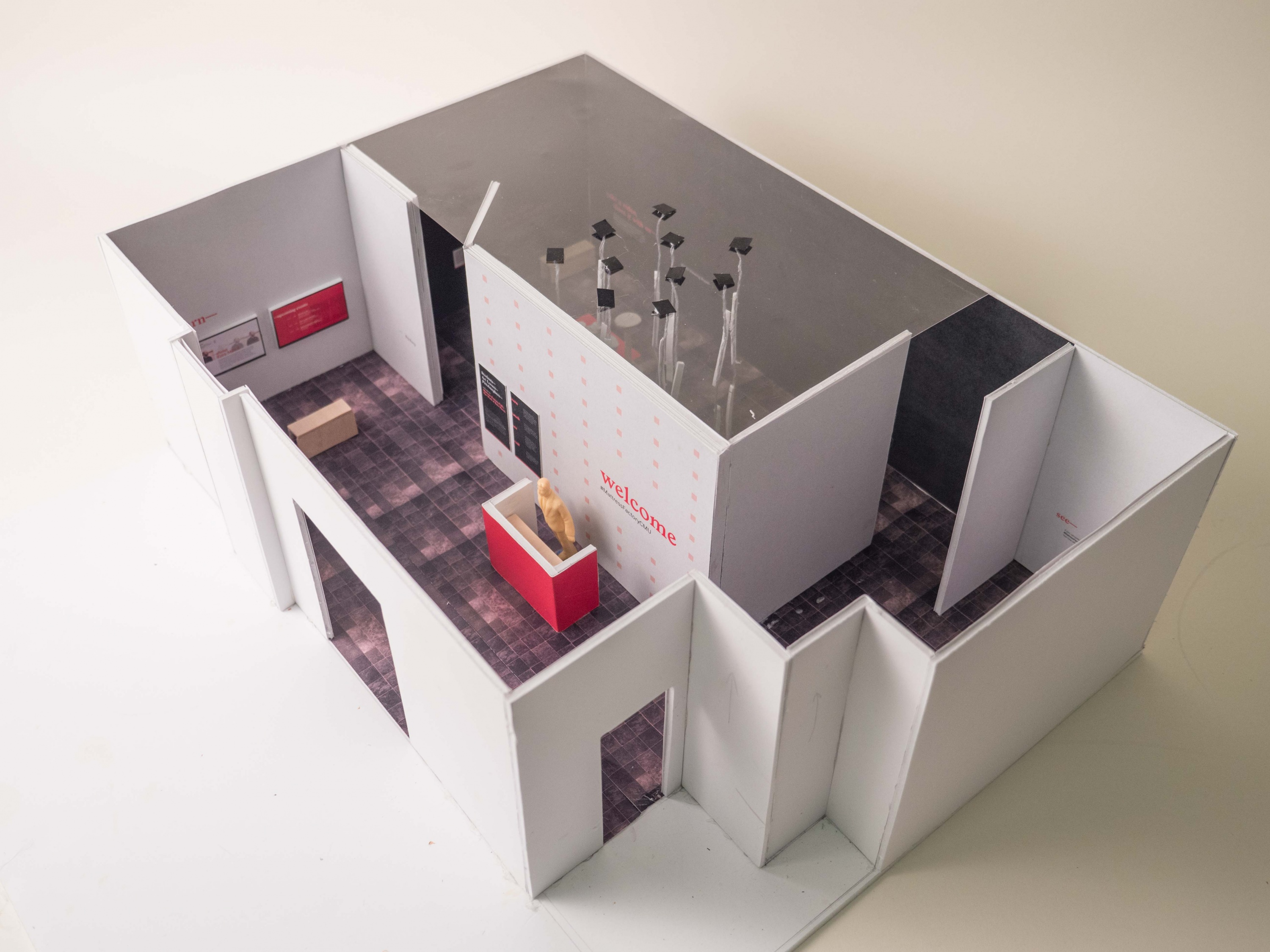 Overview of physical model.