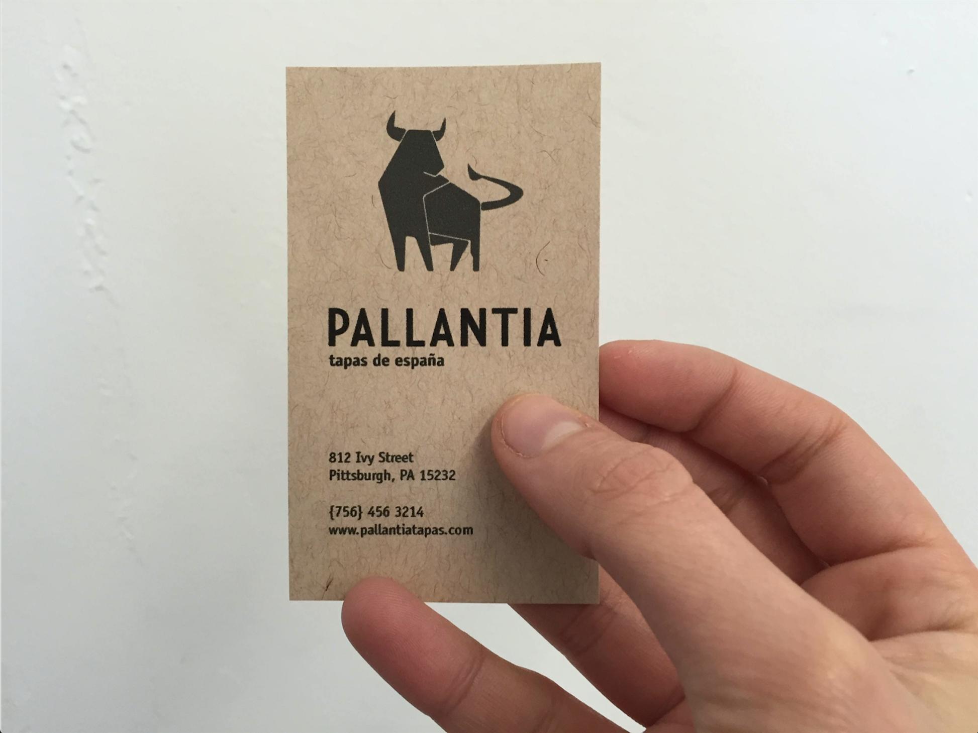 Pallantia | Identity Design