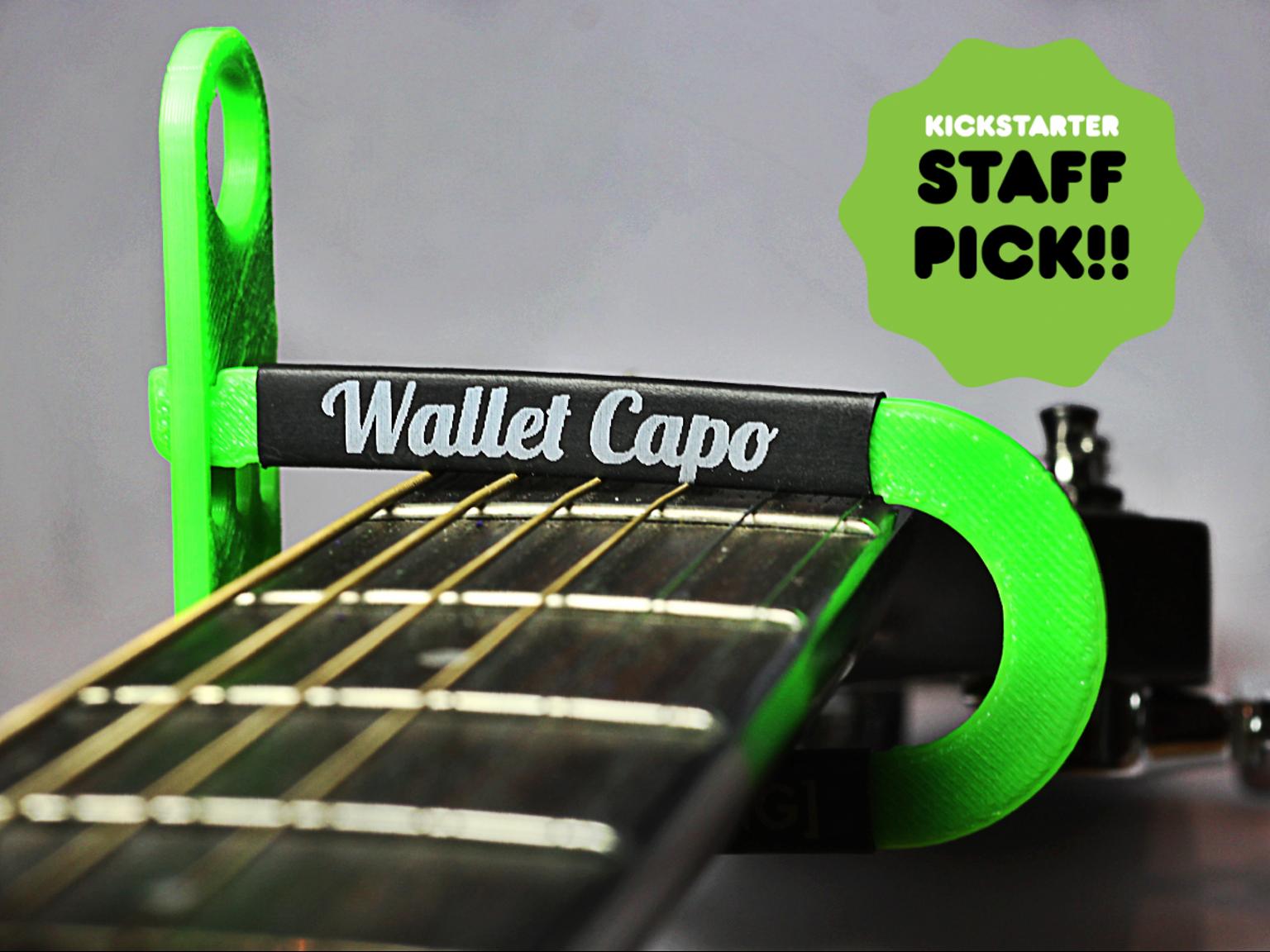 Wallet Capo Kickstarter Thumbnail