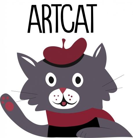 ArtCat Icon