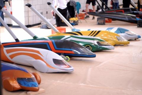 Fringe Racing, Fringe Buggy, Sweepstakes, CMU Buggy Composite
