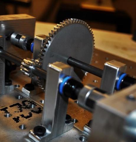 Mechanical Breadboard