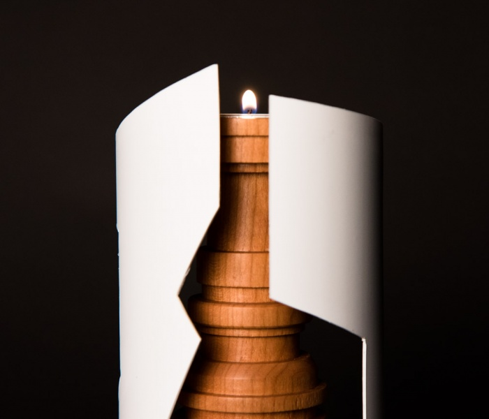 Analog Torch - by Maximilien Stein