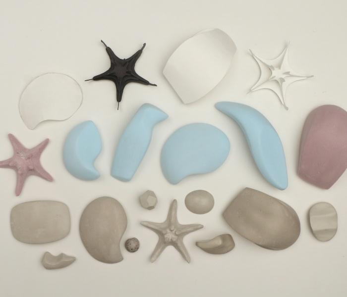 Semantics of 3D Form - by Wayne Chung
