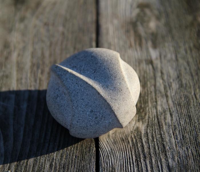Form as Record: Sandstone - by Aislinn (Linny) Tan
