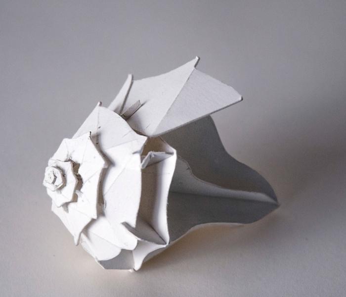 Semantics of the 3D form - by Marisa Lu