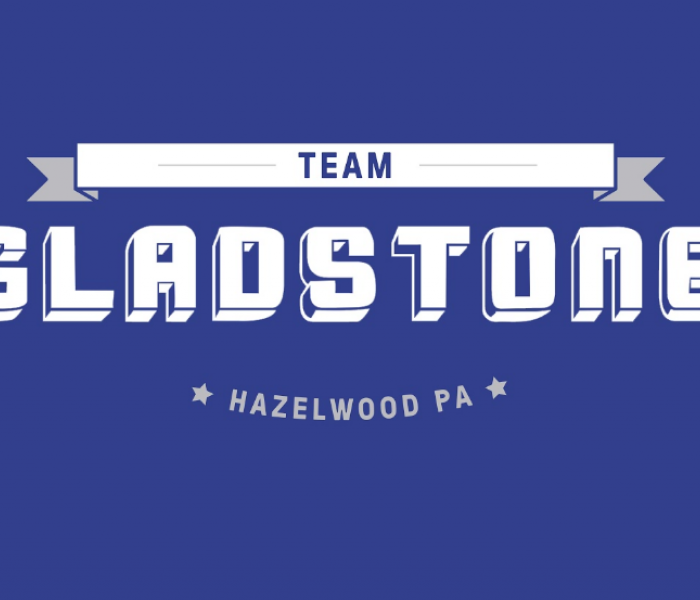 Team Gladstone - by Sophia Parrinello
