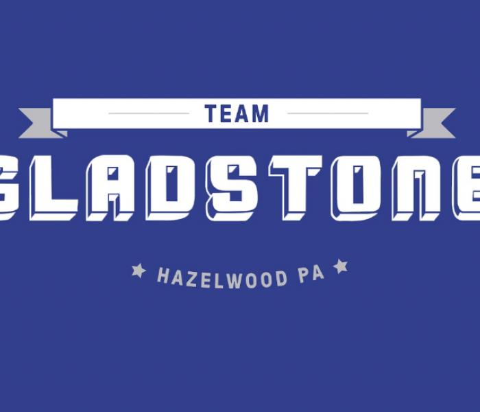 Team Gladstone - by Sophia Parrinello
