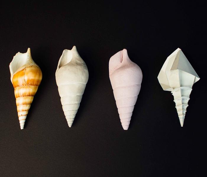Semantics of 3D Form - by Hilary Lai