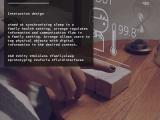 (AR)range: Information at your fingertips