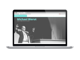 Michael Bierut Visual Visionaries Web Browser