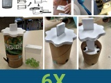Alternate Toothpaste dispenser design process