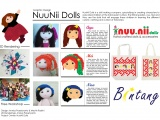 Graphic Design: NuuNii Dolls