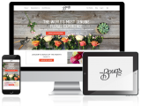 The Bouqs is an E-commerce flower delivery company. Cut to order and sourced directly from the farm, the flowers reach customers only a few days old, and it is slowly but surely disrupting the billion-dollar flower industry. As an in-house designer, I collaborate with the marketing, development and operational teams to develop simple, rustic and easy-to-navigate website and mobile application experience to customers. It is currently undergoing a design overhaul, and you can see a sample of this process in t