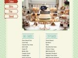 Prantl's Bakery Website Redesign