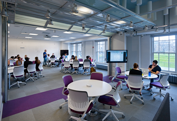 Innovative Classroom Programs ~ Campus and facilities carnegie mellon school of design